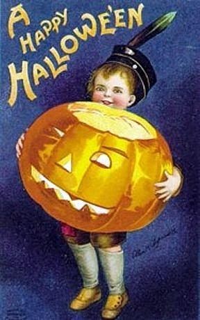 Happy Jack-O-Lantern